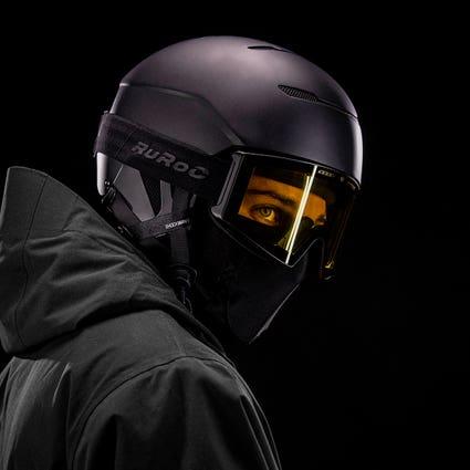 Ecrans de Masque LITE - Yellow Low Light