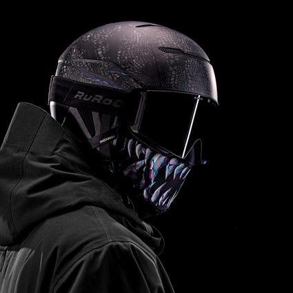 LITE Full Helmet System - Plasma