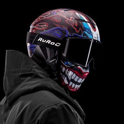 LITE Full Helmet System - Jester