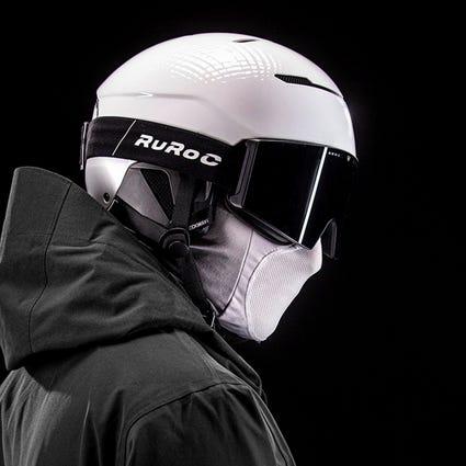 LITE Full Helmet System - Ghost