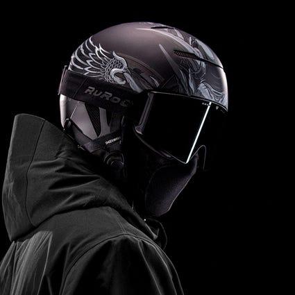 LITE Full Helmet System - Gargoyle