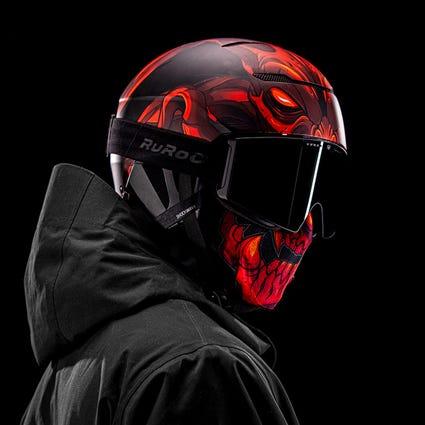 LITE Full Helmet System - El Diablo