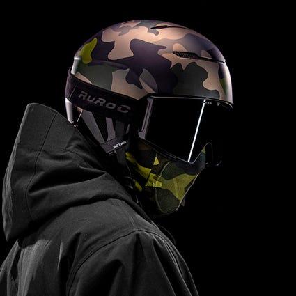 LITE Full Helmet System - Camo
