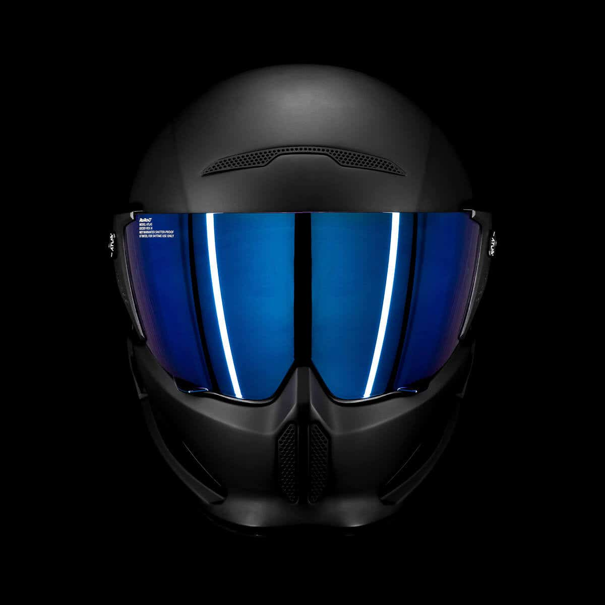 ATLAS 1.0 Visor - Blue