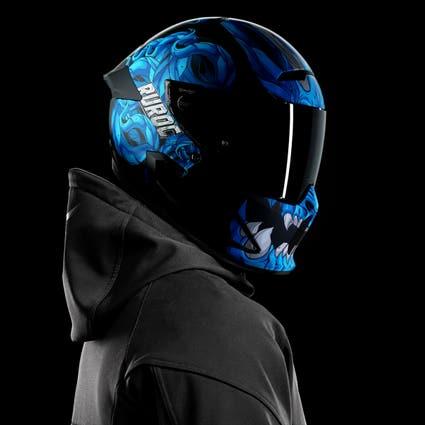 Atlas 3.0 Helmet - Diablo Azul
