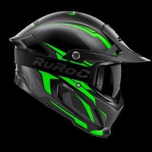 Berserker Cobra - Full Face Motorcycle Helmet
