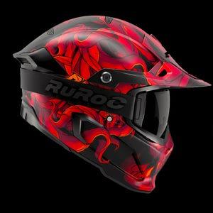 Berserker El Diablo - Full Face Motorcycle Helmet