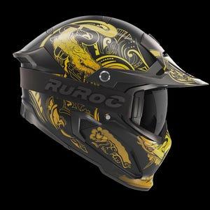 Berserker Ronin - Full Face Motorcycle Helmet