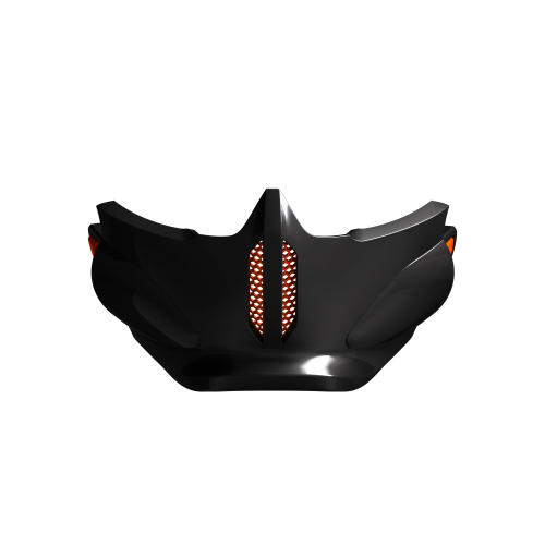 Black Nova Mask