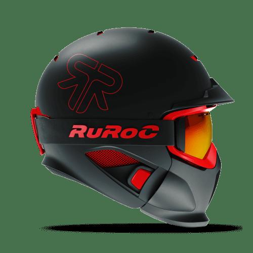 Ruroc | Ski Helmets | Snowboard Helmets | Motorcycle Helmets