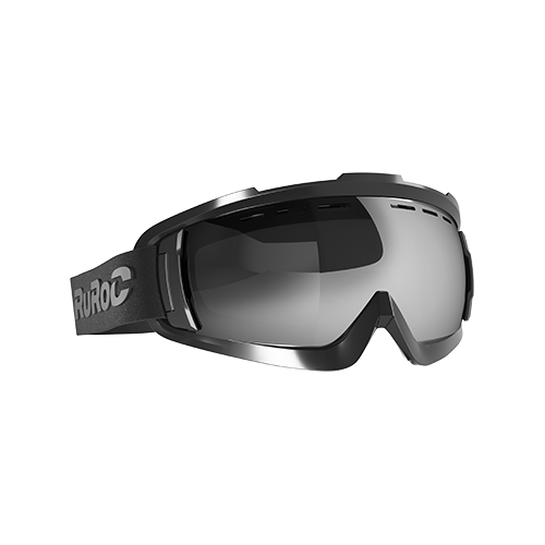 Shadow Chrome Magloc Asian Fit Goggles