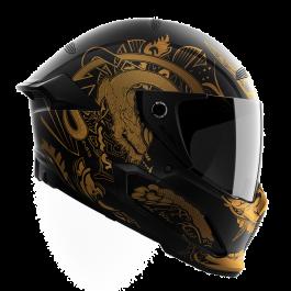 Ruroc Atlas Ronin Motorcycle Helmet Ruroc