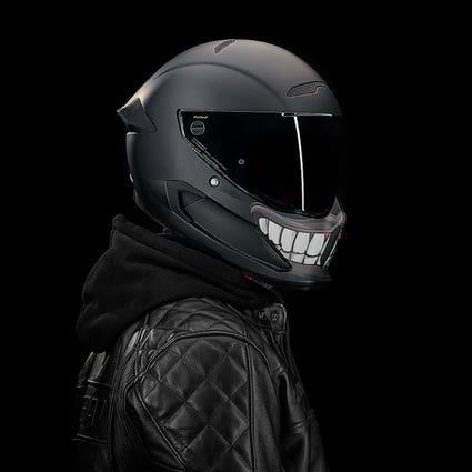 Atlas 3.0 Helmet - Smiler