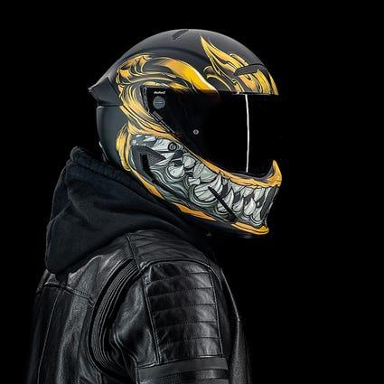 Atlas 3.0 Brute | Full Face Motorcycle Helmet