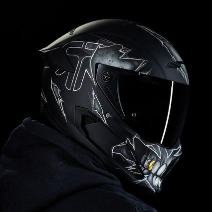 Atlas 2.0 Carbon Helmet - Fear