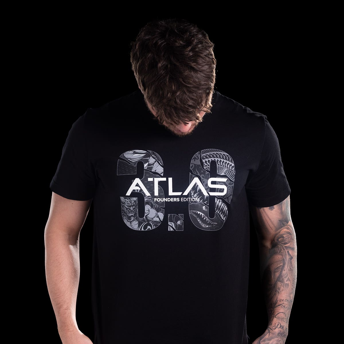 Atlas 3.0 Founders Tee