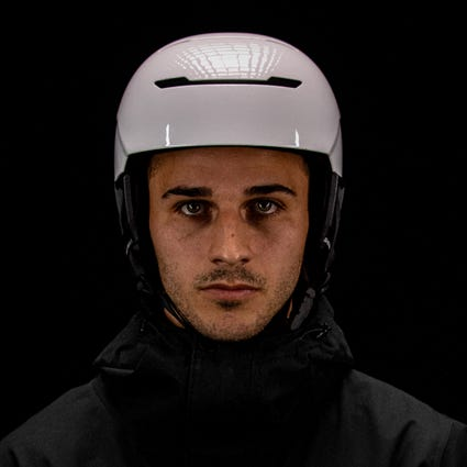 LITE Wintersport Helm - Ghost