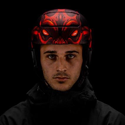 LITE Helmet - El Diablo