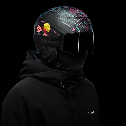 LITE Helmet System - Outrun