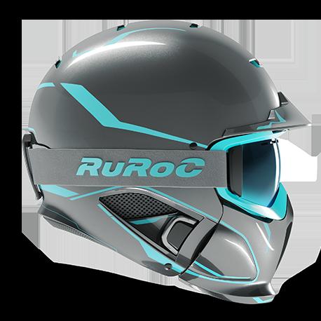 696adc2c6cbcec Ruroc Helmets Ukfeed - 9500+ helmets