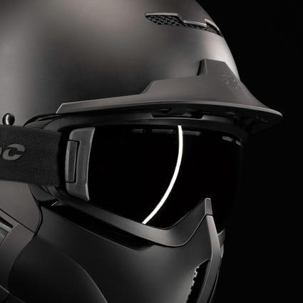 Black Matte X-Visor