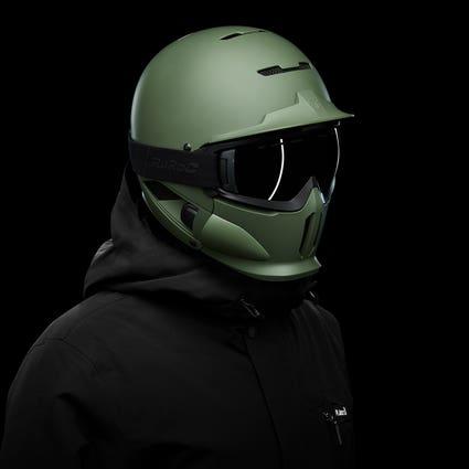 RG1-DX Helmet - Commander