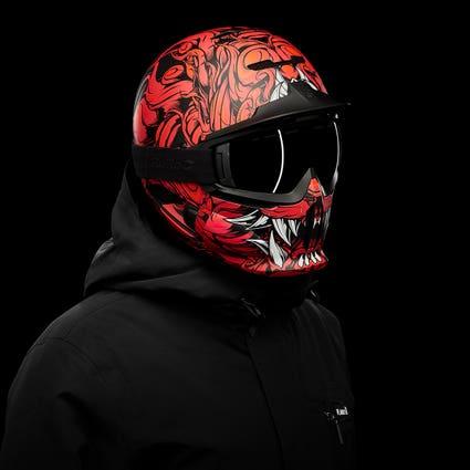 RG1-DX Helmet - Oni
