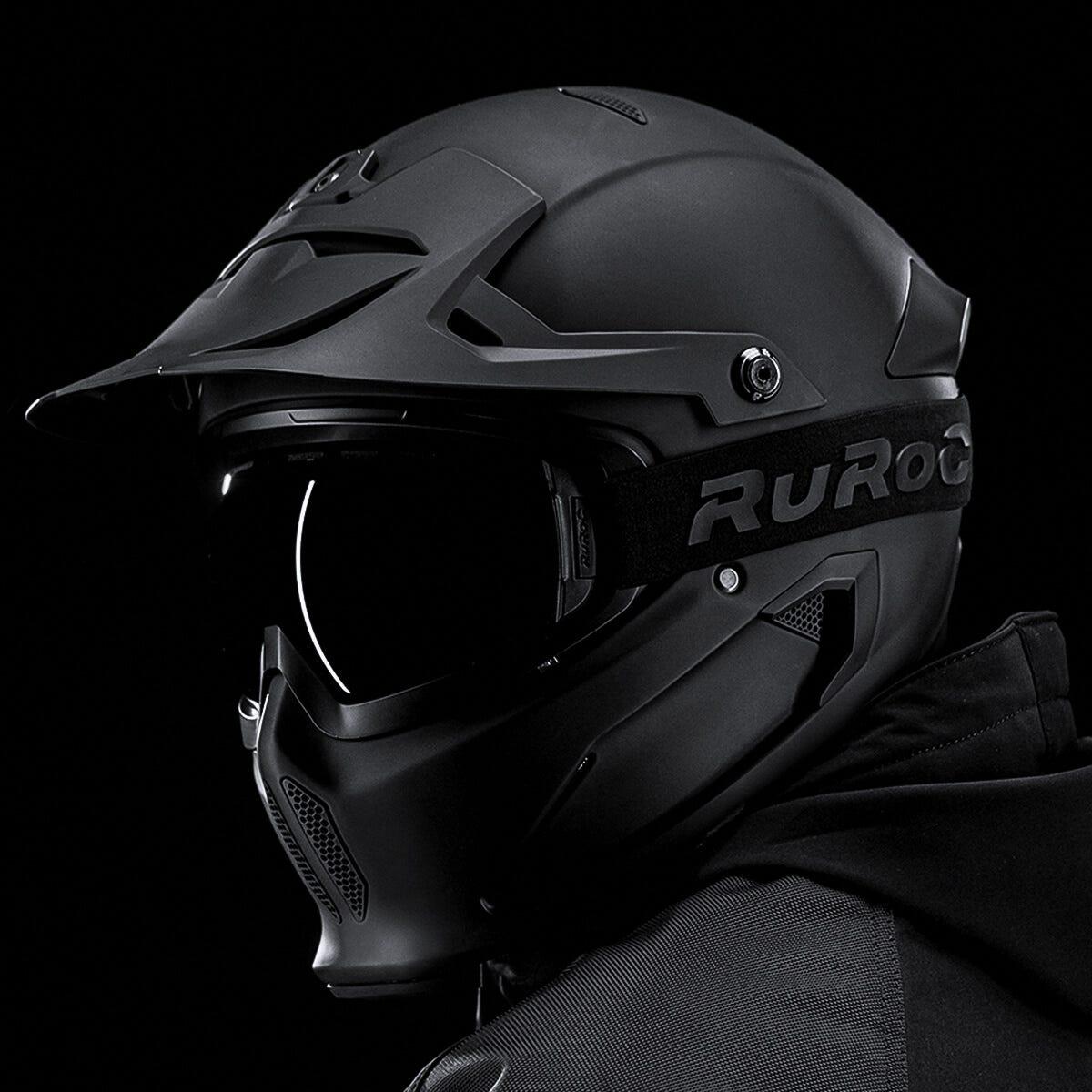 Berserker Core - Full Face Motorcycle Helmet