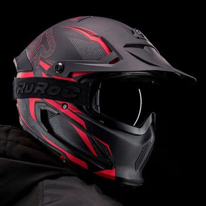 Berserker Hellfire - Full Face Motorcycle Helmet