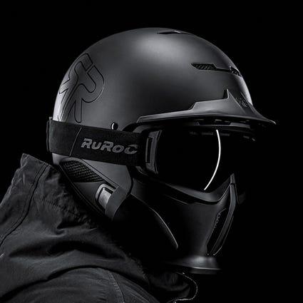 RG1-DX Core 2019 Full Face Ski Helmet