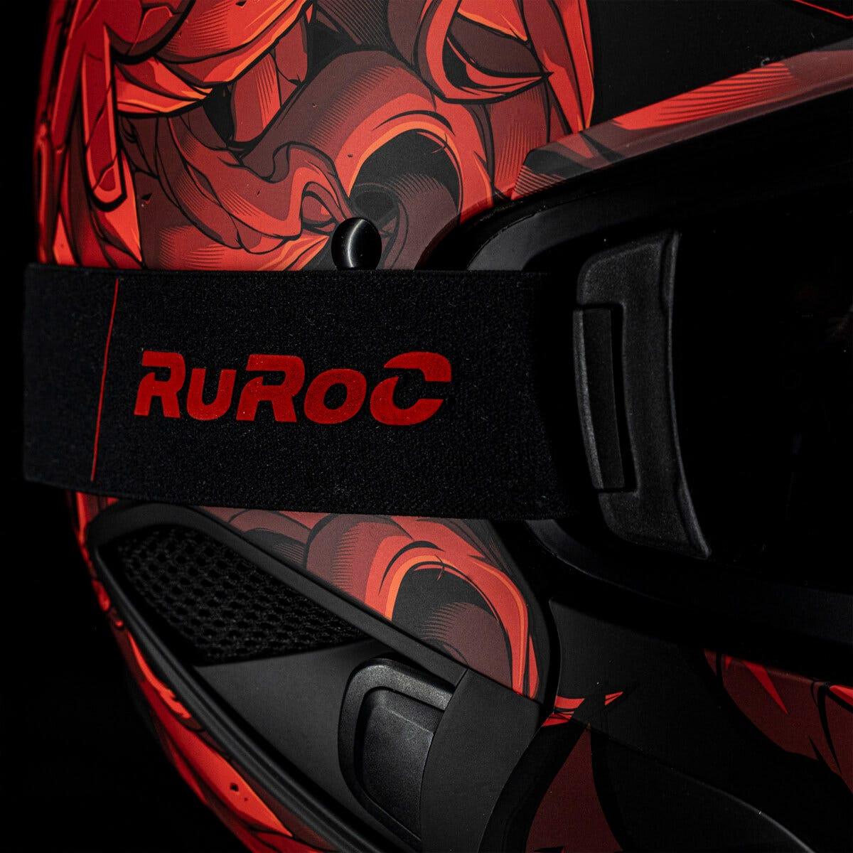 RG1-DX El Diablo - Snow-Sports Ski Helmet (Asian Fit)