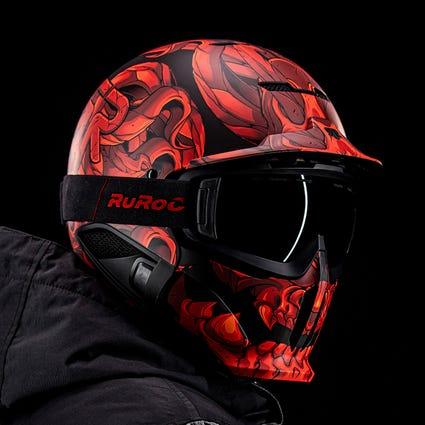 RG1-DX El Diablo - Snow-Sports Ski Helmet