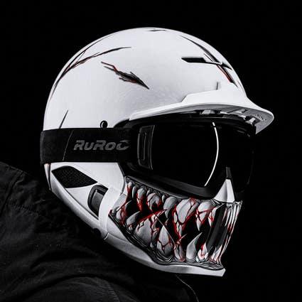 RG1-DX Snow-Sports Helmet - Frostbite