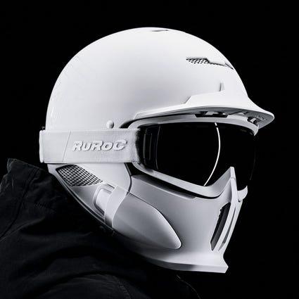 RG1-DX Ghost - Full Face Ski Helmet