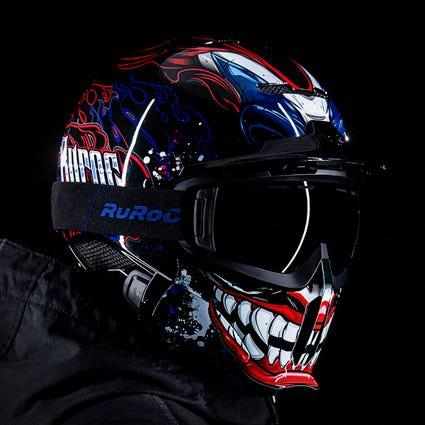 RG1-DX Snow-Sports Helmet - Joker