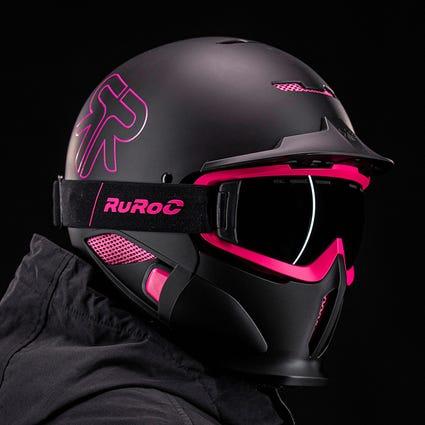 RG1-DX Helmet - Panther 19/20