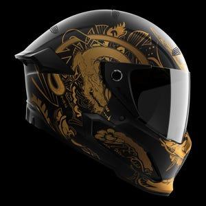 Atlas 1.0 Carbon Helmet - Ronin