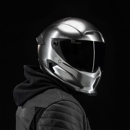 Atlas 1.0 Carbon Helmet - Mercury
