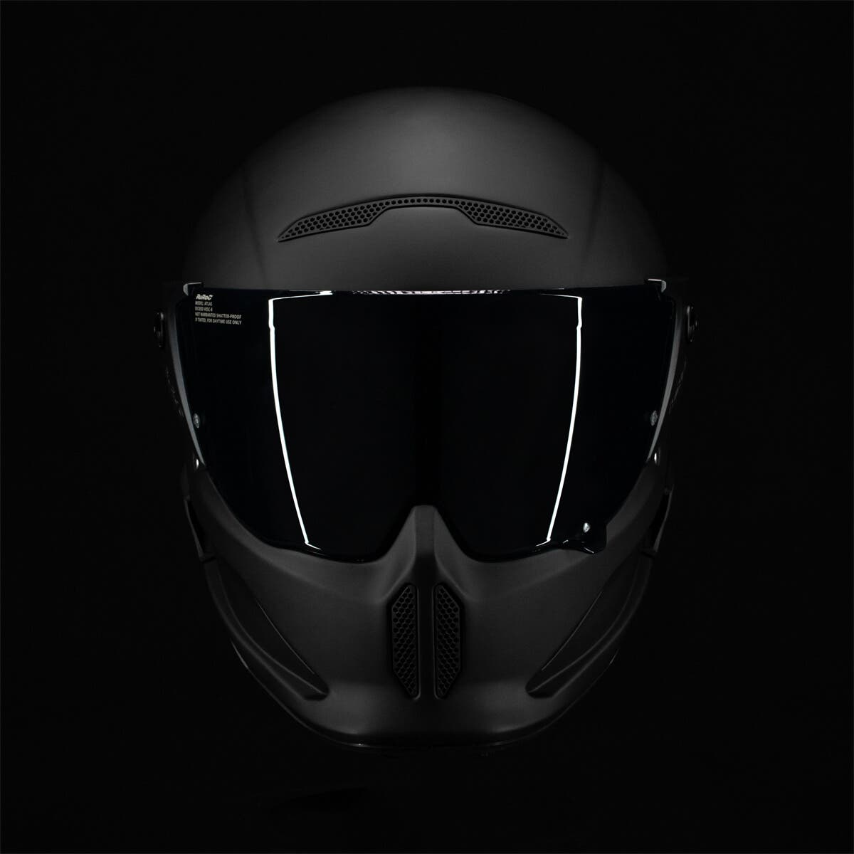 Atlas 2.0 Visor Black