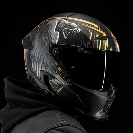 Berserker Eagle - Full Face Motorcycle Helmet
