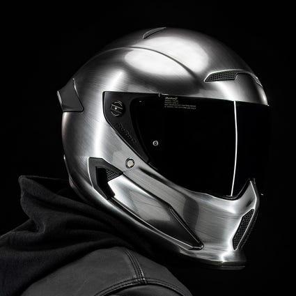 Atlas 2.0 Carbon Helmet - Mercury