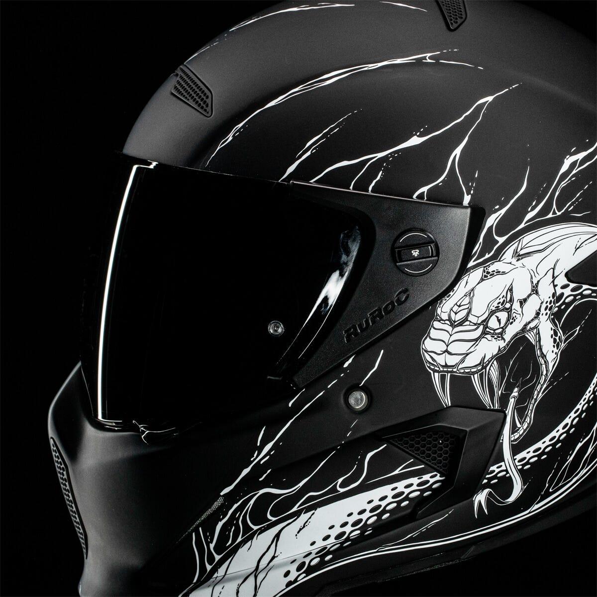 Atlas 2.0 Helmet - Nerve Decay side