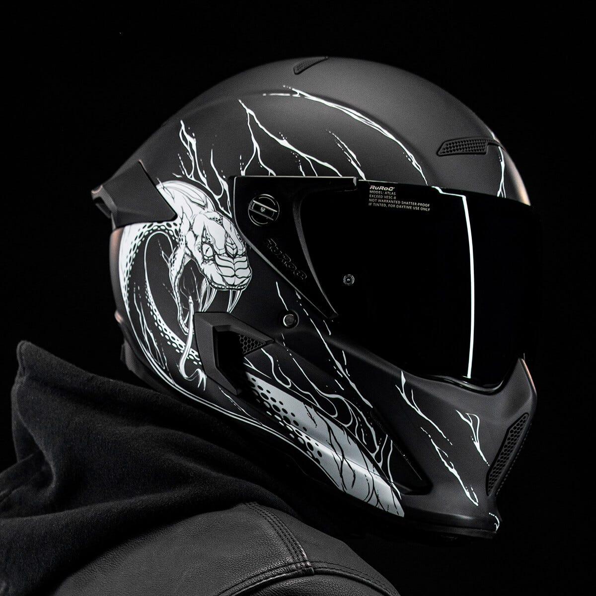 Atlas 2.0 Helmet - Nerve Decay