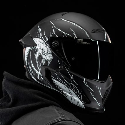 Atlas 2.0 Carbon Helmet - Nerve Decay