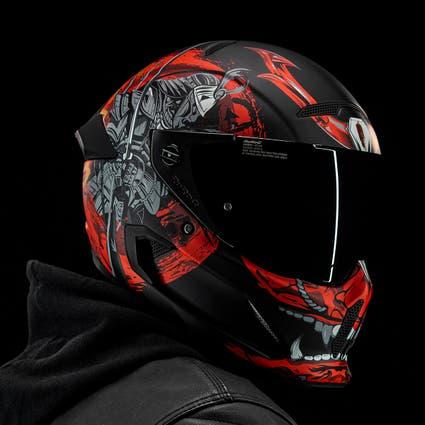 Berserker Shogun - Full Face Motorcycle Helmet