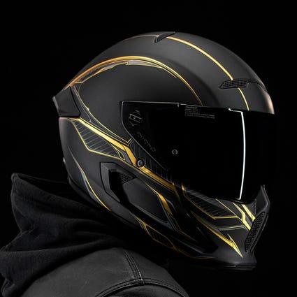 Atlas 2.0 Carbon Helmet - Shuriken