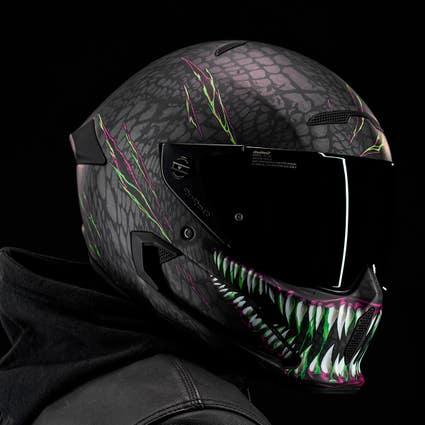 Atlas 2.0 Helmet - Toxin