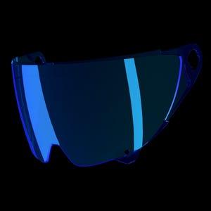Atlas 2.0 Visor Blue Iridescent