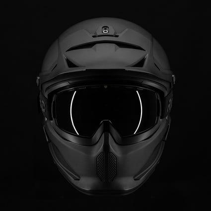 Berserker Goggle Lens - Black