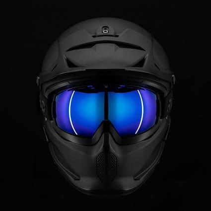 Berserker Goggle Lens - Blue Iridescent